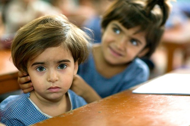 Fresh faces - Children of Pakistan